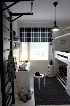 E Room, Boys Room Decor, Home Bedroom, Bedroom Ideas, Marimekko, Scandinavian Interior, Girl Room, My Dream Home, Indoor