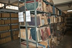 Ghana - National archives in danger of losing official documents