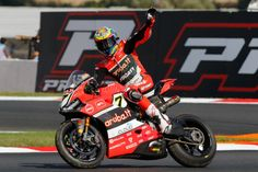 Chaz Davies Does The Double - http://superbike-news.co.uk/wordpress/Motorcycle-News/chaz-davies-double/