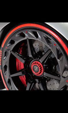 Lamborghini Veneno Rim