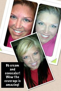 Coverage of the BB Cream! Great for summer!  www.youniqueproducts.com/shawndajones