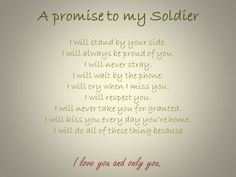 Life of an Almost Army Wife Military Girlfriend Quotes, Military Love Quotes, Army Boyfriend, Army Quotes, Marines Girlfriend, Airforce Wife, Military Wife, Usmc, Navy Girlfriend