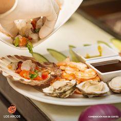 Frescura y calidad en pescados y mariscos de la costa del pacífico, para deleitar a los paladares más exigentes.  #LosArcos #LosArcosRestaurant #Pescados #Mariscos #Camarón #Fresco #Mar #LosArcos #Restaurante #Seafood #Shrimp #Sea #Fresh #Ingredientes #Cocina #Cousine #CDMX #México