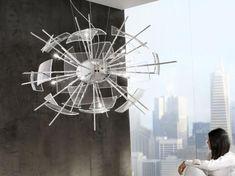 The Zabriskie Point Suspension Lamp by Denis Santachiara » CONTEMPORIST