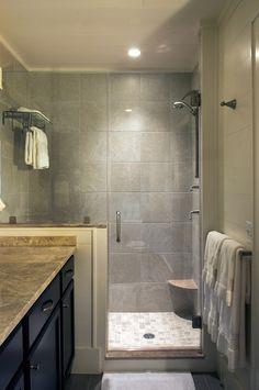 Master Bath After  lucaspattondesign.com  Highlands NC Interior Design