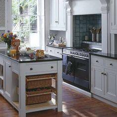 Timeless kitchen | Kitchen design | Decorating ideas