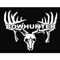 Bowhunter Skull Decal