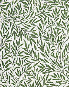 William Morris Willow