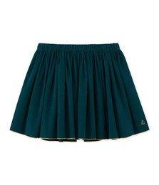 Girl's skirt in velours