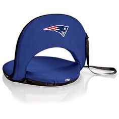 New England Patriots Oniva Portable Recliner Seat