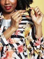 How To Safely Straighten Your Curls #refinery29  http://www.refinery29.com/straightening-curly-hair