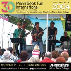 The Rock Bottom Remainders at Miami Book Fair International