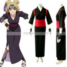 Naruto Shippuden Women's Cosplay Costume, Naruto Cosplay Costumes, Cosplay Costumes