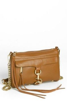 Love the tassels on this Rebecca Minkoff 'Mini M.A.C.' Crossbody Bag! Perfect for a day at a festival.