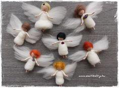 Little Angels for Christmas. 2.-EUR www.facebook.hu/esztiboltja www.st9400.meska.hu