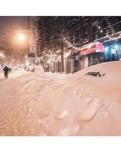 NYC, Snowzilla 2016 New York 24