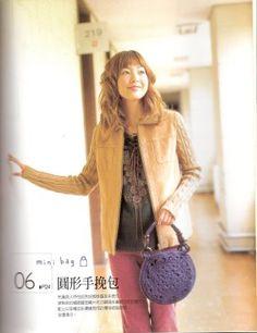 Crochet con amor: Accesorios para dama