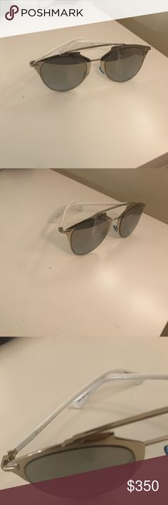"""""""Dior Reflected"""" sunglasses Worn once. No scratches! Very new Dior Accessories Sunglasses"""
