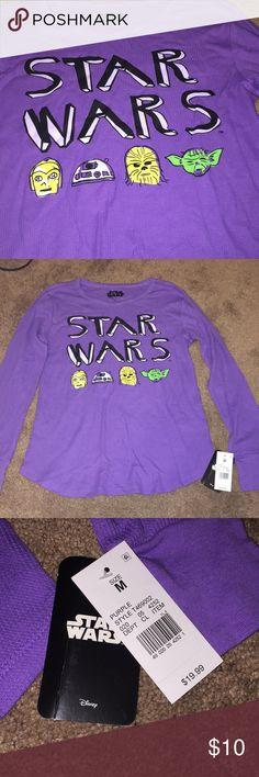 Brand new Star Wars pajamas Brand new with tags woman's medium Star Wars thermal pajamas Disney Intimates & Sleepwear Pajamas