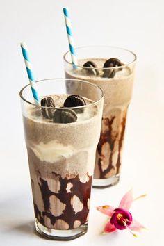 How to Oreo Milkshakes Homemade Chocolate Syrup
