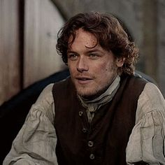 Image result for Hi Res Picture of Sam Heughan as Jamie Fraser
