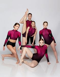 Dance Inked by Hamilton's creates dance costumes, gymnastics, skating dresses, and teamwear. Duo Costumes, Jazz Dance Costumes, Photography Winter, Dance Photography, Ballet Poses, Dance Poses, Modern Dance, Paige Hyland, Alvin Ailey