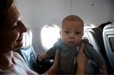 Bellyitch: 5 ways to avoid sitting near a baby on a plane