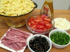 How To Make Pasta Salad > Start Cooking