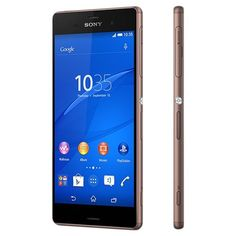 Sony Xperia Z3 D6653 4G LTE Unlocked Phone-Copper