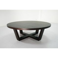 Abbyson Living Heritage Round Coffee Table
