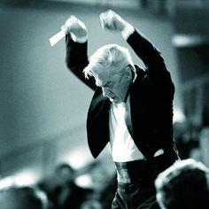 Herbert von Karajan - Orchestra conductor 1908-1989