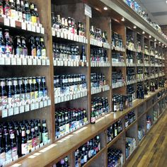 """""""1,000,000 bottles of beer on the wall... Beer Essentials in New Rochelle."""""""