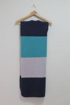 Crochet blanket by Sirup on Etsy