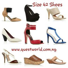 #shoes #heels #size42 #Christmas #day16 #sales #10-50% off! www.questworld.com.ng/category/Shoes
