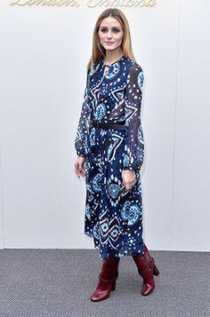 Stylingtipps der Stars: Alexa Chung, Olivia Palermo, Chiara Ferragni & Co. kombinieren Spring-Pieces auch an kalten Tagen. So kannst du die Looks nachstylen. Bild 1 von 10