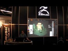 Character Creation Workflow from Disney Animation Studios (ZBrush) at SIGGRAPH 2013 (Part 2)
