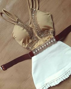 1 2 3 4 5 6 7 or Tag your friends 👫 Cute Summer Outfits, Sexy Outfits, Chic Outfits, Pretty Outfits, Girl Outfits, Fashion Outfits, Teen Fashion, Love Fashion, Womens Fashion