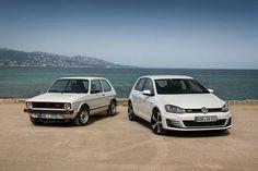 VW GTI mk1 & mk7