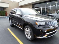 2014 Eco Diesel Jeep Grand Cherokee