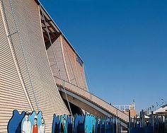 Pabellón de Japón (1992) Tadao Ando - Buscar con Google