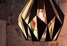 Eglo Trend Lampa Wisząca Vintage 49256 : Kolekcja Vintage : Sklep internetowy ElektromagLighting