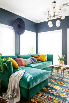 Jewel tones — Velvet - Design People Predict 2017's Biggest Trends - Photos