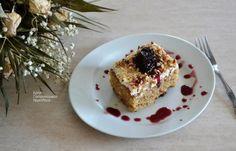 cretangastronomy.gr - Αμυγδαλόπιτα σιροπιαστή Greek Recipes, French Toast, Deserts, Sweets, Breakfast, Cake, Food, Xmas, Sweet Pastries