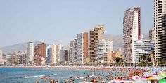 Benidorm – the ideal stag weekend!