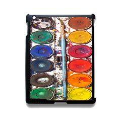 Watercolor Plate TATUM-11837 Apple Phonecase Cover For Ipad 2/3/4, Ipad Mini 2/3/4, Ipad Air, Ipad Air 2