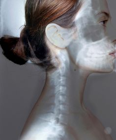 myampgoesto11: Inside-Outside: X-ray self portrait series...
