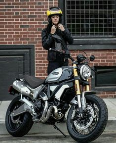 Look at a couple of my best builds - specialty scrambler hybrids like this - Motorrad - Ducati Motorcycles, Ducati Scrambler, Scrambler Motorcycle, Motorcycle Style, Biker Style, Vintage Motorcycles, Ducati 1100, New Ducati, Ducati Cafe Racer