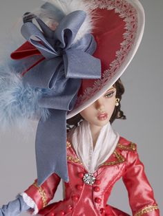 My Afternoon Stroll | Tonner Doll Company #DejaVu Portrait Photo Dressed Doll $210.00 A Tonnerdoll.com Exclusive Collection.