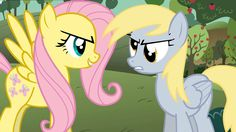 Derpy's Friendly Competition. This is funny. AND SCARY.
