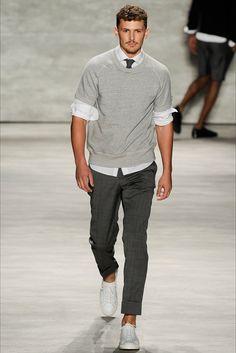 Todd Snyder - Men Fashion Spring Summer 2015 - Shows - Vogue.it